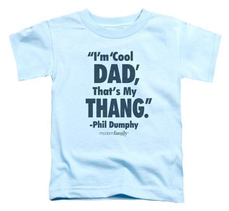 Toddler: Modern Family   Cool Dad Camiseta Para Bebê