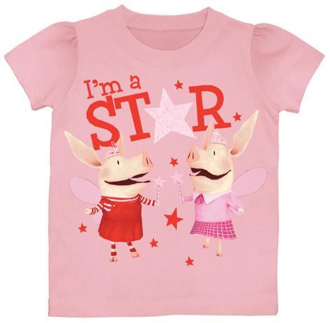Toddler: Olivia - I'm A Star T-Shirt