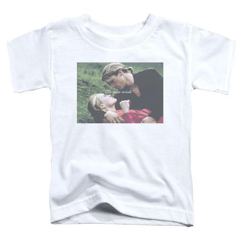 Toddler: Princess Bride- As You Wish Baby T-Shirt