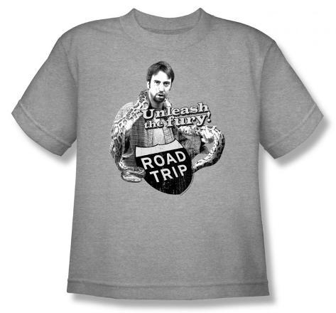 Toddler: Road Trip - Unleash the Fury T-Shirt