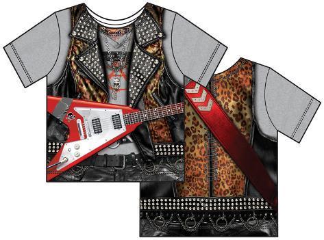 Toddler: RockStar Costume Tee Baby T-Shirt