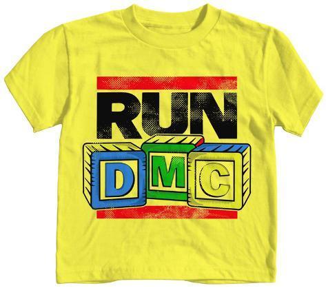Toddler: Run DMC - It's Tricky T-Shirt