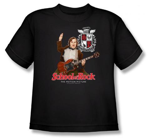 Toddler: School of Rock - The Teacher is In T-Shirt