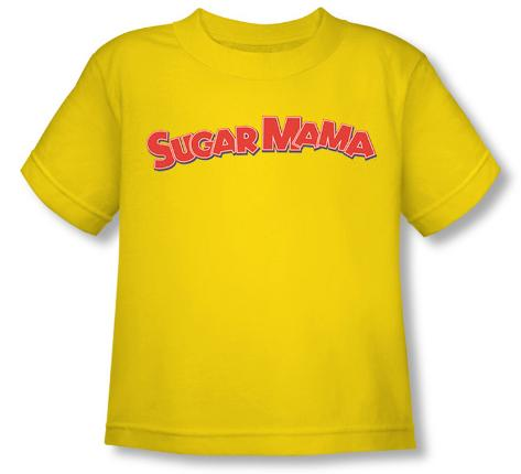 Toddler: Sugar Mama - Logo T-Shirt