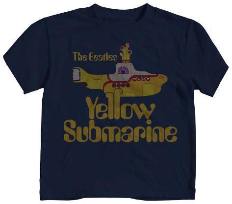 Toddler: The Beatles - Deep Sea T-Shirt
