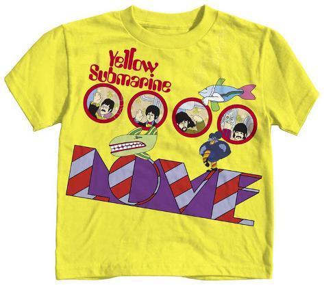 Toddler: The Beatles - Love T-Shirt