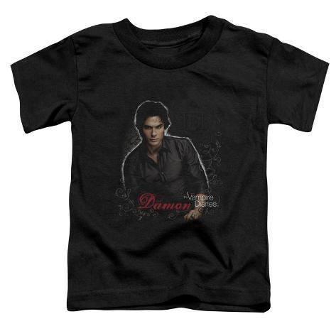Toddler: The Vampire Diaries - Damon T-Shirt