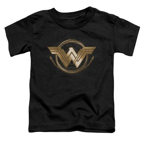 Toddler: Wonder Woman Movie - Lasso Logo Baby T-Shirt