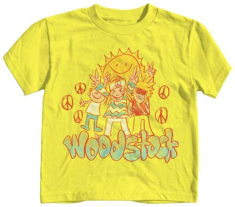 Toddler: Woodstock - Love March T-Shirt
