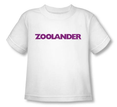 Toddler: Zoolander - Logo T-Shirt