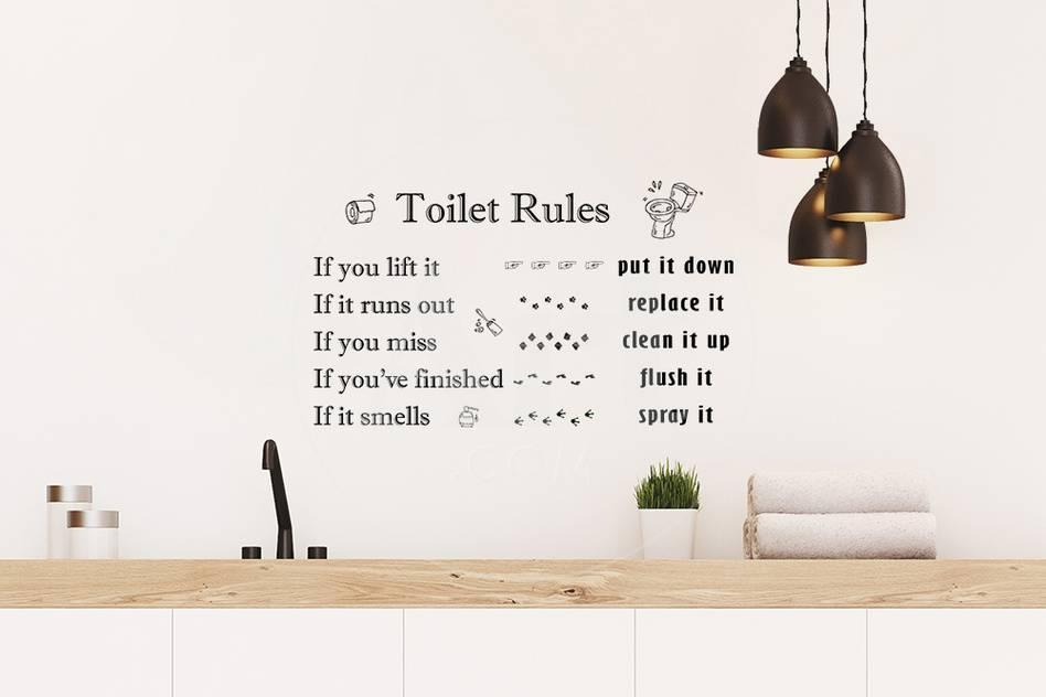 h and m home decor.htm toilet rules english  wall  home decoration  diy  quotes  wall  wall  home decoration  diy