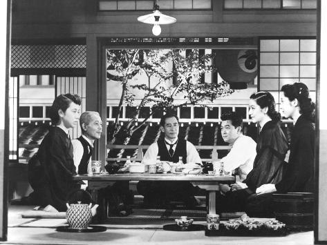 Tokyo Story, (aka Tokyo Monogatari), 1953 Foto
