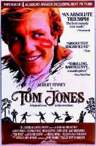 Tom Jones Original Poster