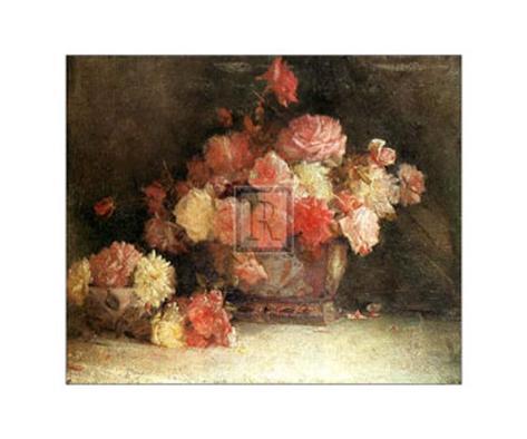 Roses, 1911 Art Print