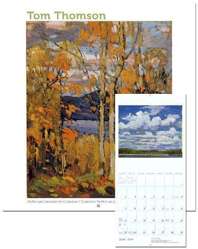 Tom Thomson - 2013 Wall Calendar Calendars