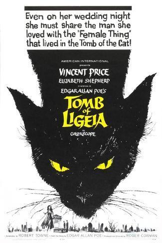 Tomb of Ligeia, 1964 Art Print
