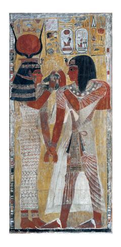 Tomb of Seti I Art Print