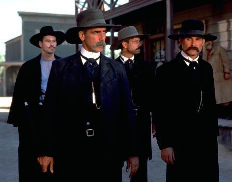 Tombstone (La leyenda de Wyatt Earp) Fotografía