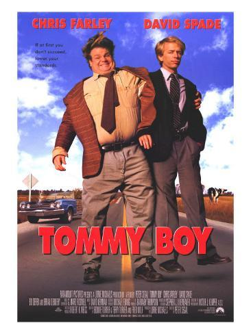 Tommy Boy, 1995 Stretched Canvas Print
