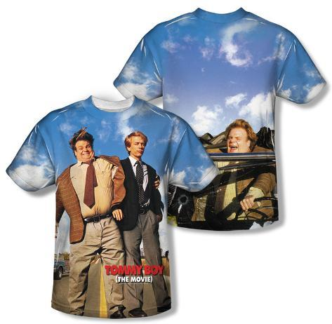 Tommy Boy - Poster (Front/Back Print) Sublimated