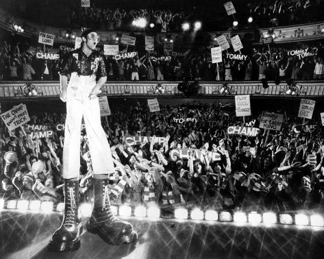 Tommy, Elton John, 1976 Photo