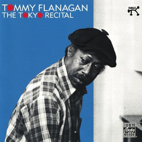 Tommy Flanagan - The Tokyo Recital Art Print