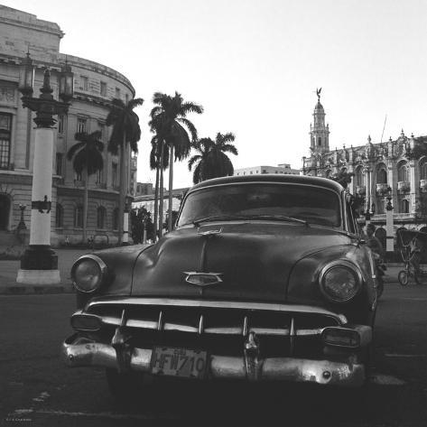 Havana IX Premium Giclee Print