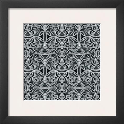 Volta V Framed Art Print