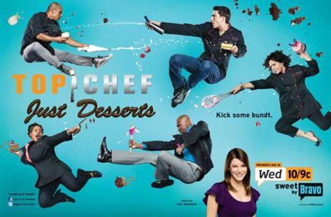 Top Chef: Just Desserts Masterprint