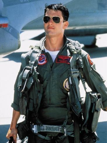 Top Gun 1986 Directed by Tony Scott Tom Cruise 写真