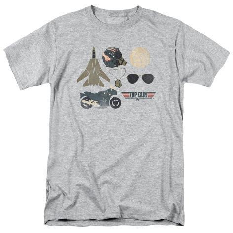 Top Gun- Items T-Shirt