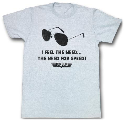 Top Gun - Speed Need T-Shirt