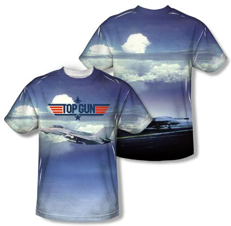 Top Gun - Take Off (Front/Back Print) Sublimated