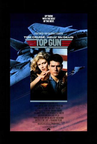 Top Gun Stampa su tela