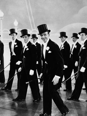 Top Hat, 1935 Impressão fotográfica