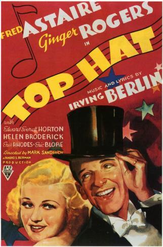 Top Hat Masterprint