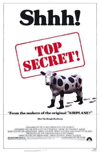 Top Secret Masterprint