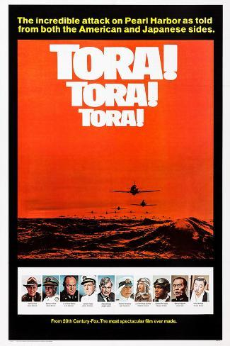 Tora! Tora! Tora! Art Print