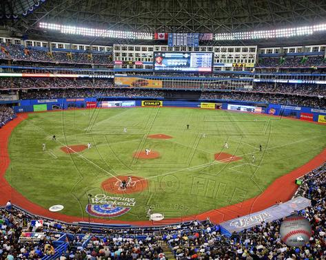 Toronto Blue Jays - Rogers Centre 2011 Photo