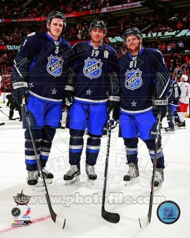 Toronto Maple leafs - Dion Phaneuf, Joffrey Lupul, Phil Kessel Photo ...