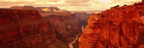 Toroweap Point, Grand Canyon, Arizona, USA Photographic Print