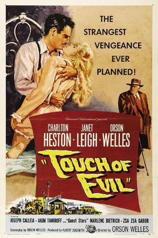 Touch of Evil, 1958, Directed by Orson Welles Giclee Print