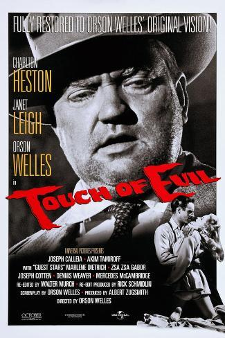 Touch of Evil Art Print