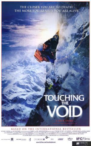 Touching the Void Masterprint