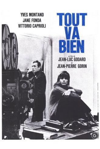 Tout va bien - French Style Poster