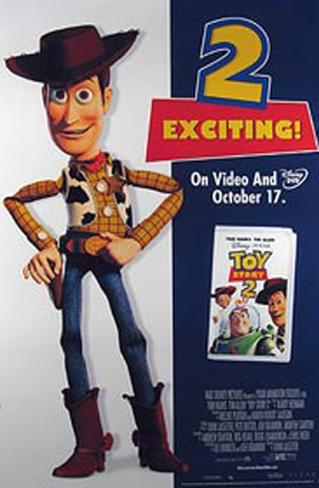 Toy Story 2 Original Poster