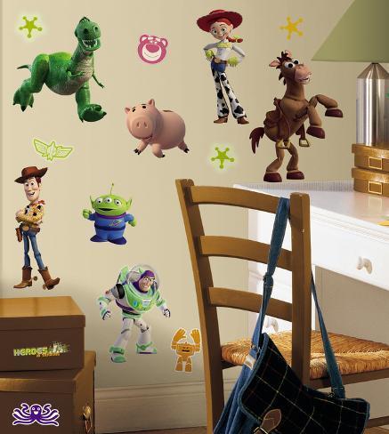 Toy Story 3 (sticker murale) Decalcomania da muro