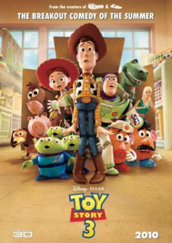 Toy Story 3 Original Poster