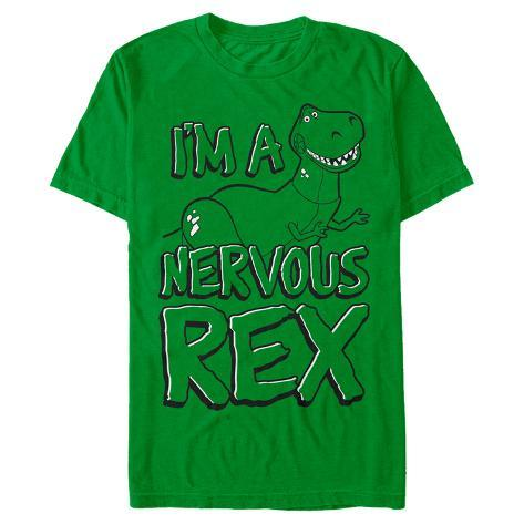 Toy Story- Nervous Rex T-Shirt