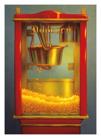 Popcorn II Taidevedos